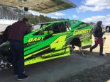 Team Bachetti hard at work before the feature event