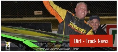 Photo Courtesy of Scott Seward and RaceProWeekly.com