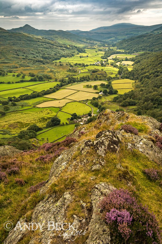 The Duddon Valley from Wallowbarrow Crag