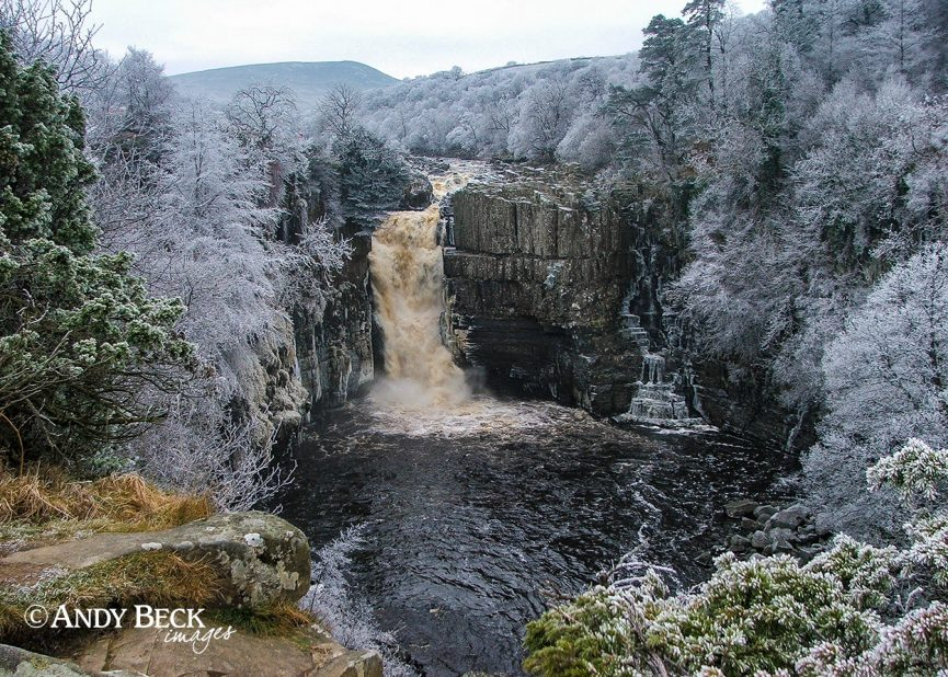 High Force, Teesdale