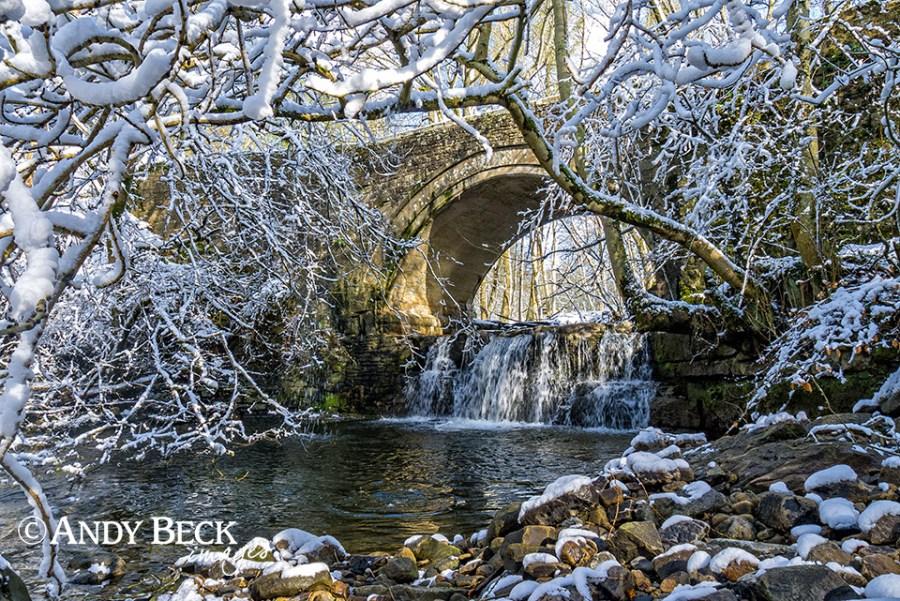 Bowlee Beck bridge, Teesdale