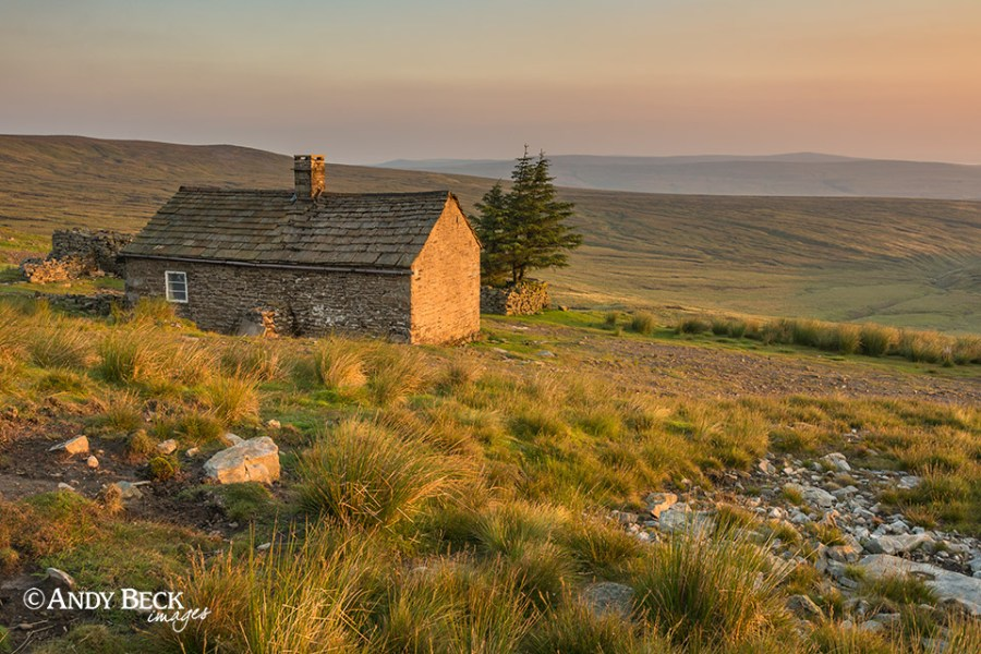 First light at Greg's Hut, Cross Fell