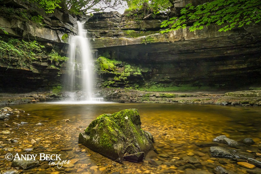 Summerhill Force, Teesdale