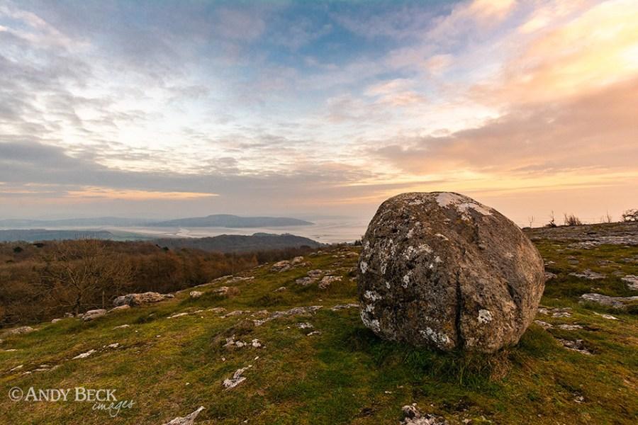 Erratic boulder, Hampsfell