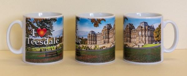 Bowes Museum mug