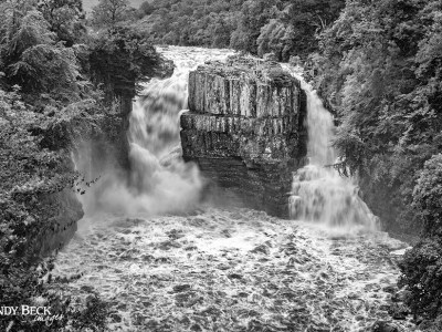 High Force in full flow