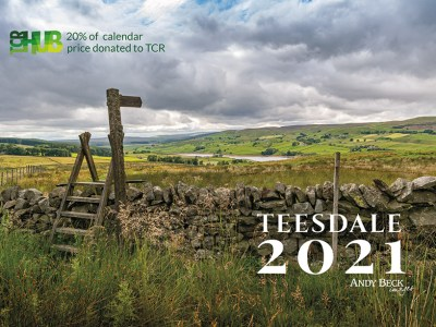 Teesdale calendar 2021 front
