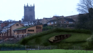 Ludlow 'Hobbit house' recommended for rejection by heritage experts