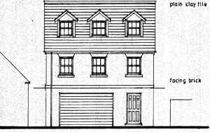 A blot on Ludlow's historic streetscape that must not be approved – plans for 81A Corve Street