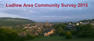 Councillors launch Ludlow Community Survey at teamludlow.uk