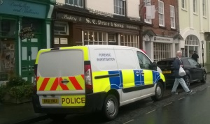 Community concern over spate of burglaries in Ludlow needs addressing – is it the result of police cuts?