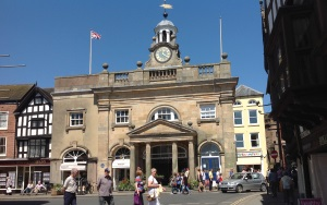 "One down, one to go as Historic England declares Buttercross is no longer at ""risk"""