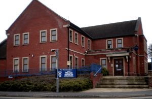 Police will once again be based at Ludlow police station from January – good news indeed