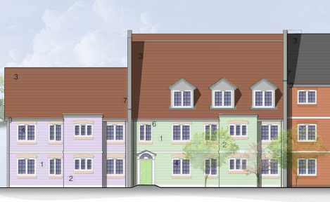 Third time lucky for Stone House? New plans for 44 retirement apartments submitted but are they right for Ludlow? – updated