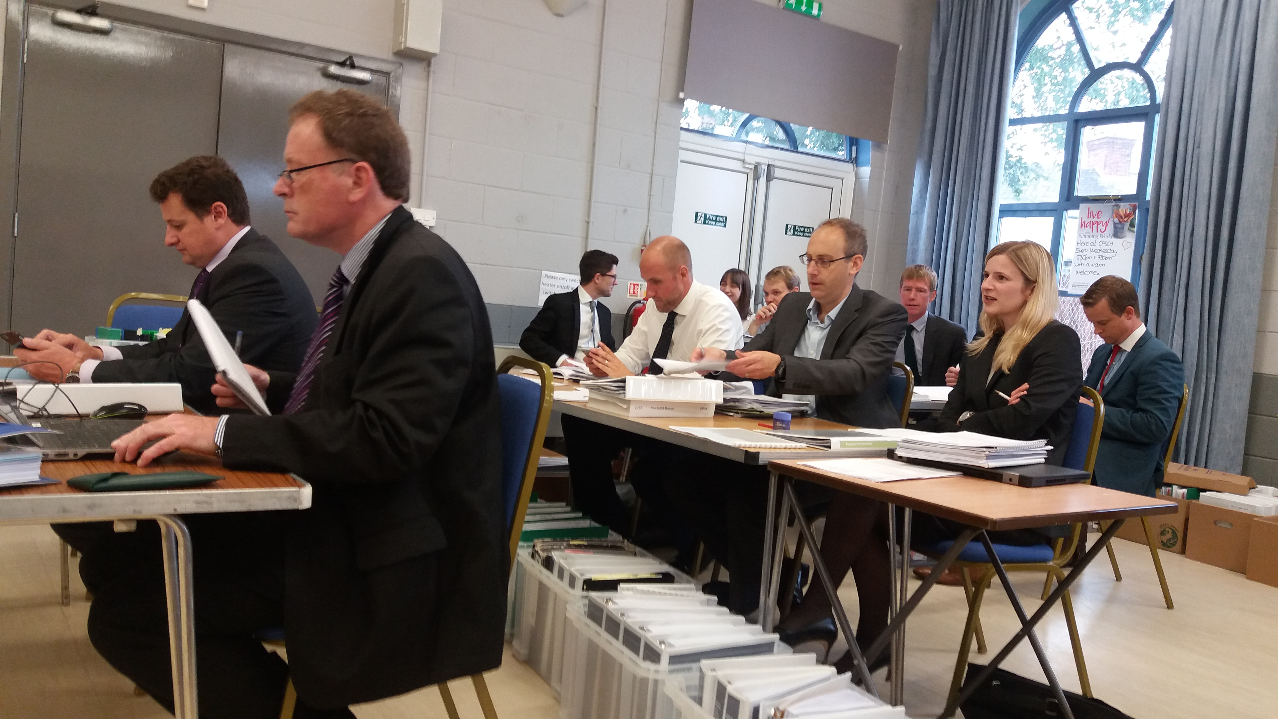Foldgate Lane housing inquiry adjourned – it's been a toughie and we can't afford to lose