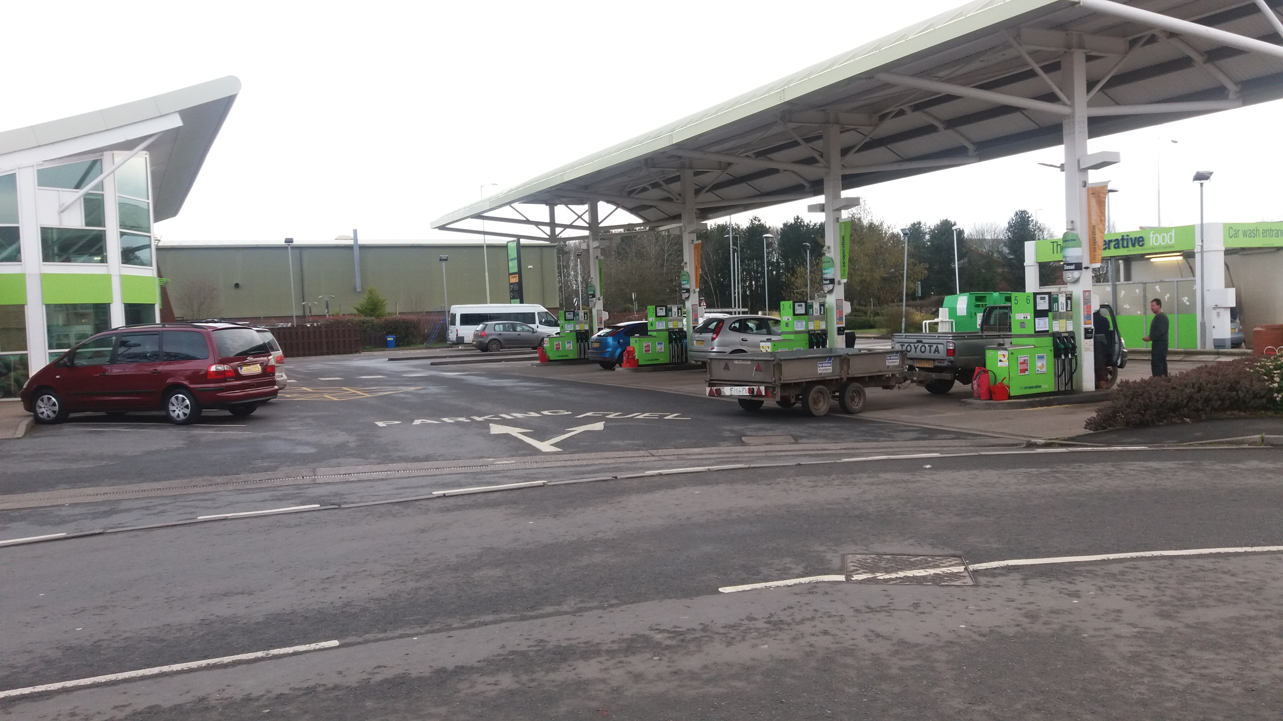 Ludlow Co-op will be opening later for some time after planning permission error – updated