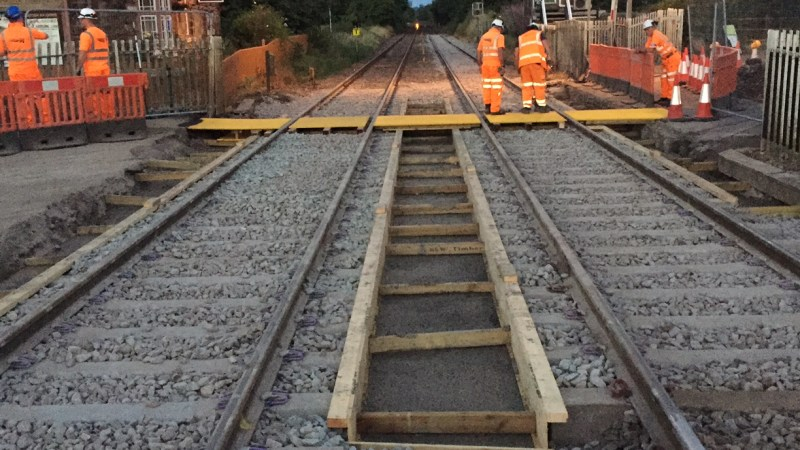 Update on the A49 Onibury closure from Network Rail