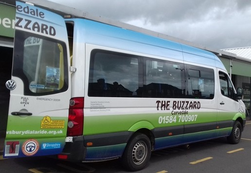 Red tape move could threaten community transport in Shropshire