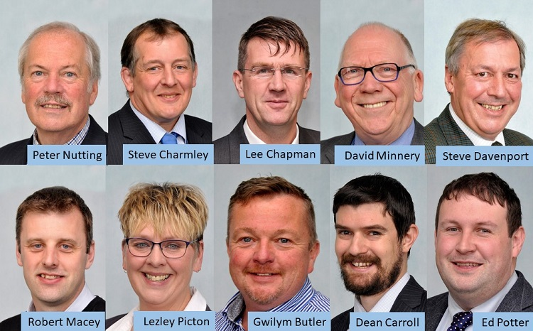 Shropshire Council's almost exclusively male cabinet needs an equalities champion to close the council's gender pay gap