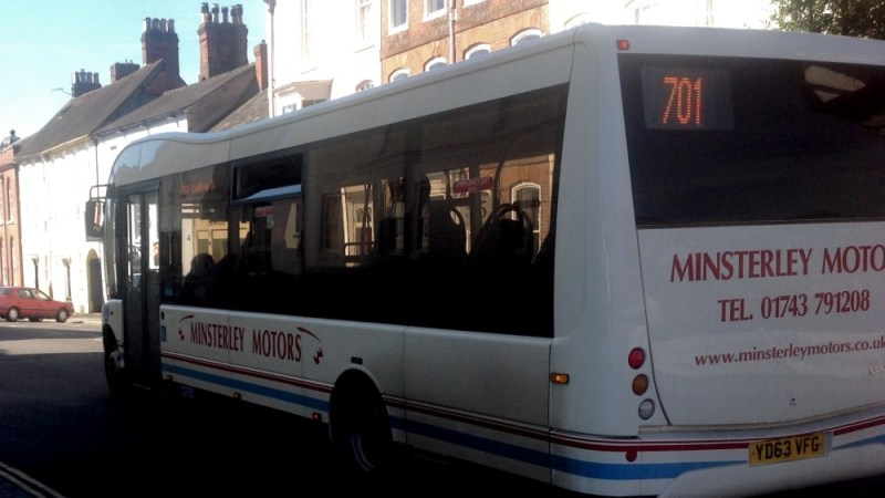 Shropshire Council reconsiders bus cuts – that's good news but we await the details