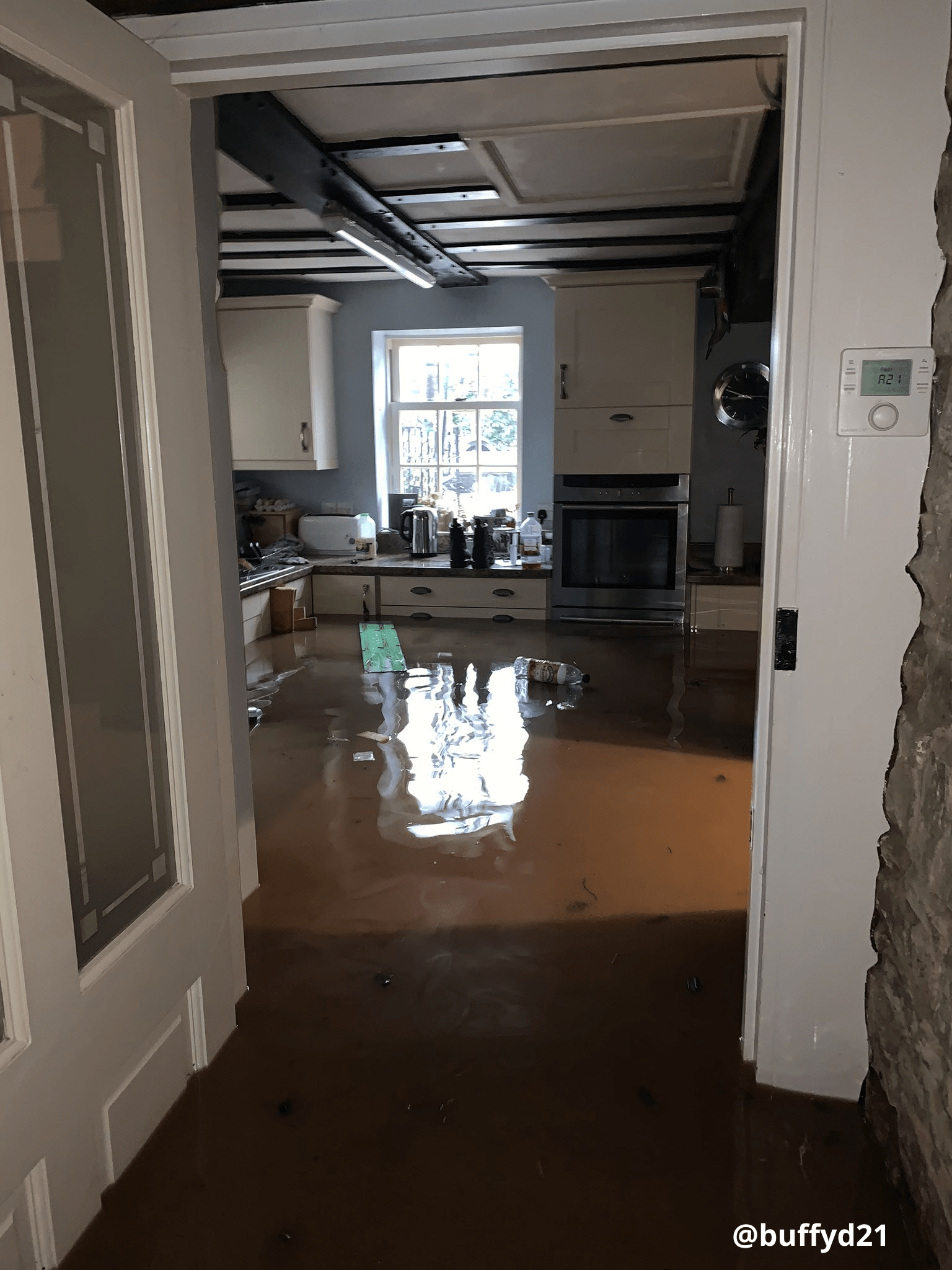 Storm Dennis – council chief executive's update on the impact on Shropshire