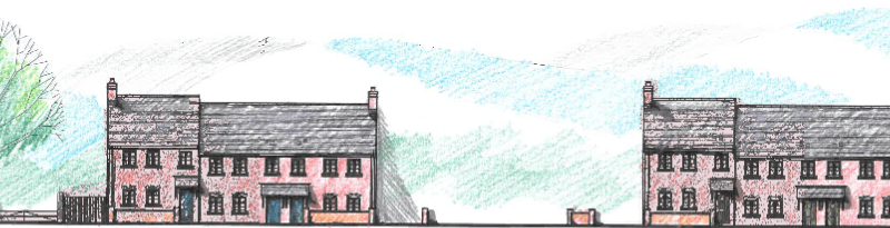 Castle View Terrace housing plans published – our town can't afford to lose this green field