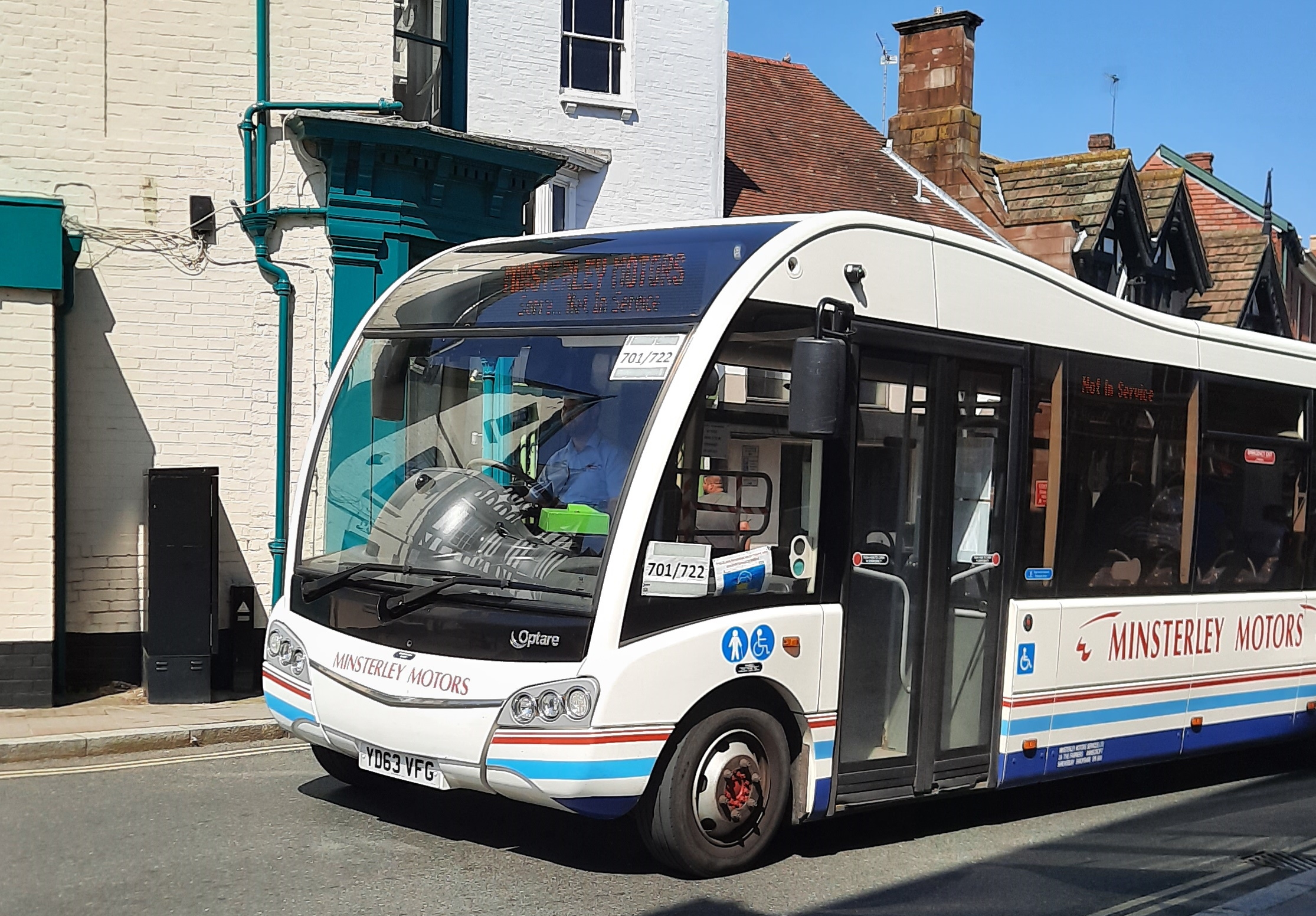 Covid Watch 70: Good news for Ludlow with increased bus services and park and ride on Friday and Saturdays during August
