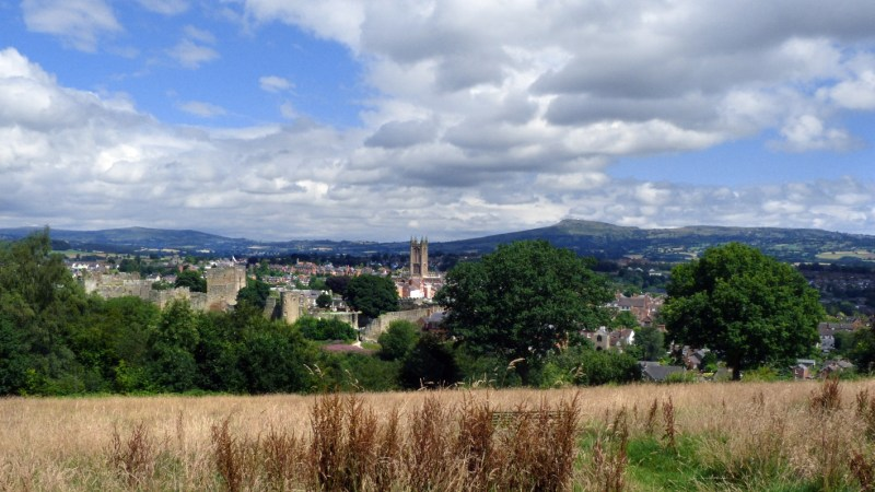 We need to protect views of historic Ludlow and landscapes across our county in the next local plan