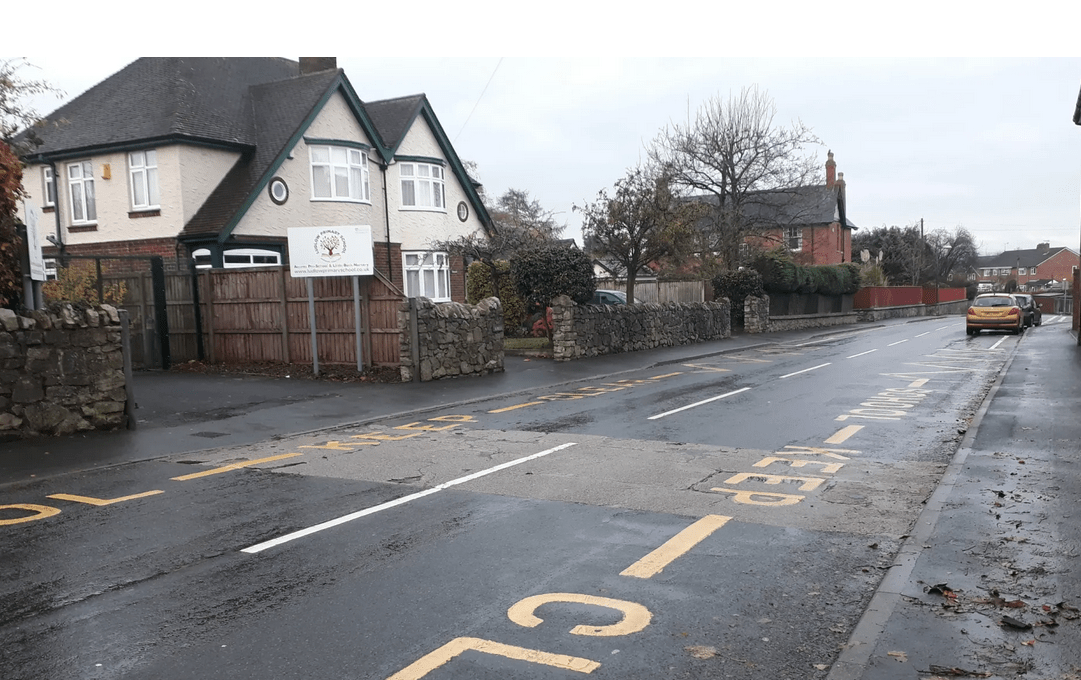 Road safety scheme outside Sandpits school to be installed before the summer – we need more safety schemes
