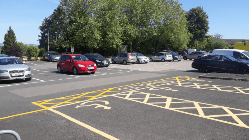 Free parking in Shropshire Council car parks from 12 to 25 April