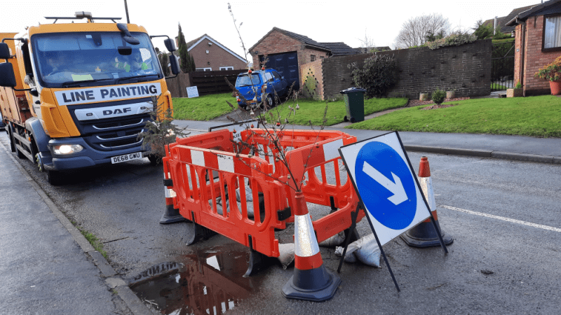 As campaign to protect potholes grows, Shropshire Council pledges to fly the Union Jack from longstanding potholes