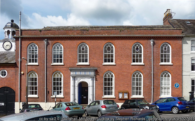 Ludlow Town Council is seeking three new councillors – apply by 8 June