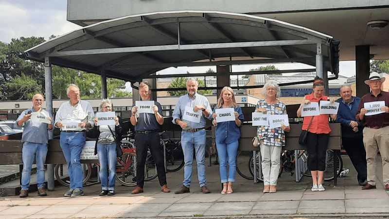 Ironbridge housing – because of an email a planning battle was lost