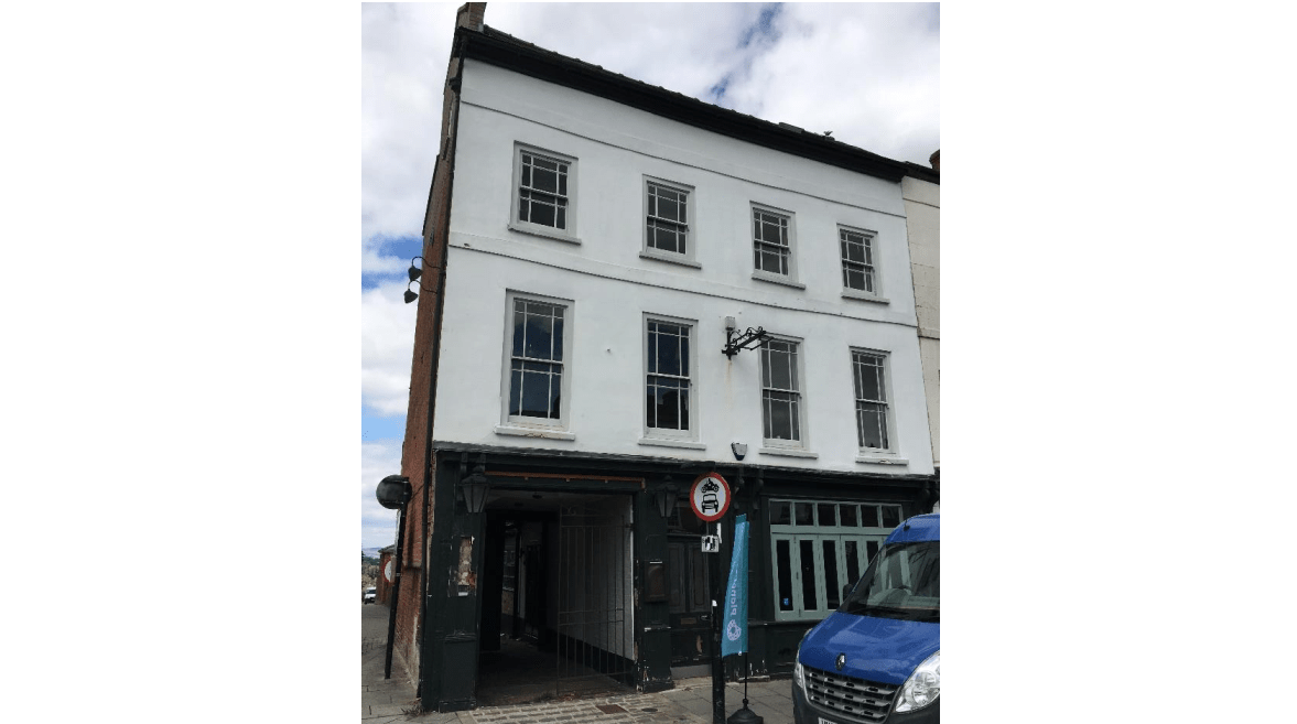 Former PizzaExpress in Ludlow to revert to The George Inn in £2.2 million project