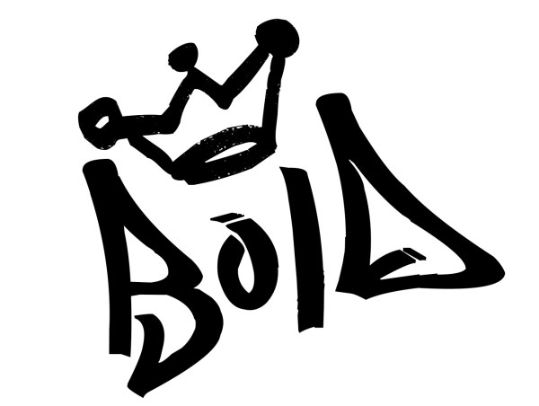 What does it mean to be BOLD?