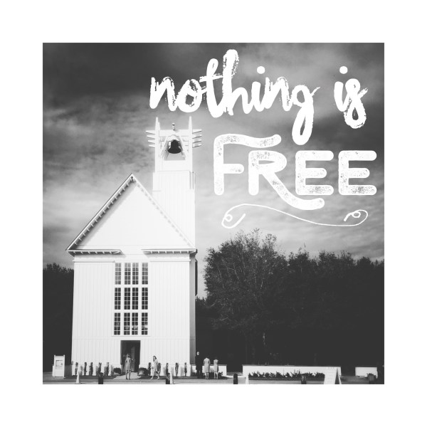 Nothing in life is free by Andy Bondurant in Shawnee Kansas