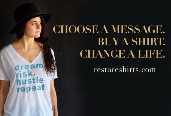 The Restore Project by Andy Bondurant