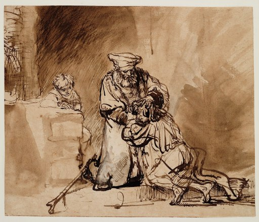 The Return of the Prodigal Son by Rembrandt - best investment is identity