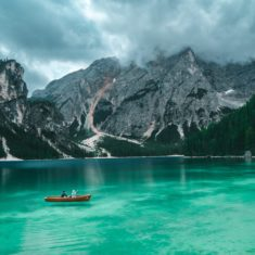 Jesus is in your boat. Photo by Joel Vodell on Unsplash