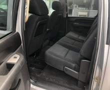 Rear Seat Drivers Side