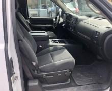 Passenger Front Interior View