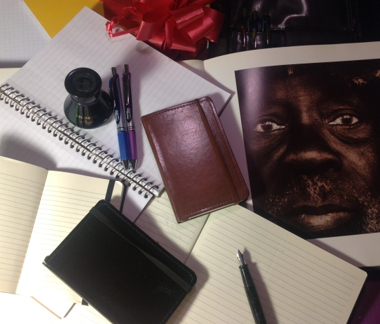 Photo of a Notebook Still Life by Andrew Brandt