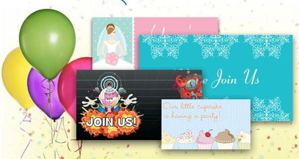 Ecards and Invitations