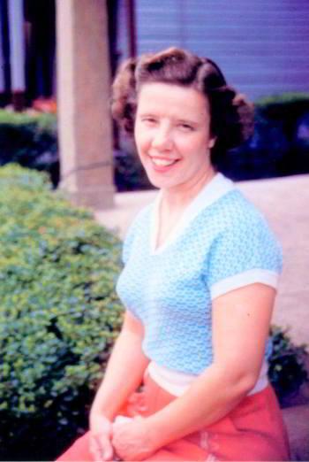 Josephine Brandt 1950