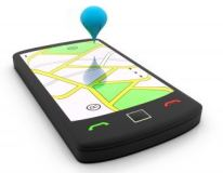 Smart Phone City Map
