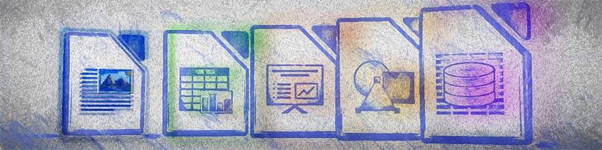LibreOffice Logos Reimagined