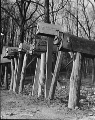 Mailboxes---Horydczak