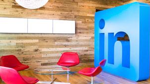 LinkedIn Logo Lounge