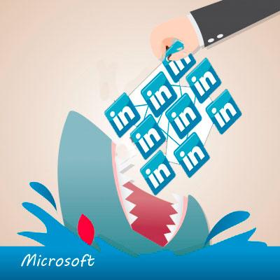Microsoft Merging with LinkedIn