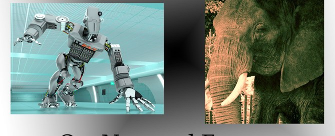 The Microsoft Robot and the Evernote Elephant